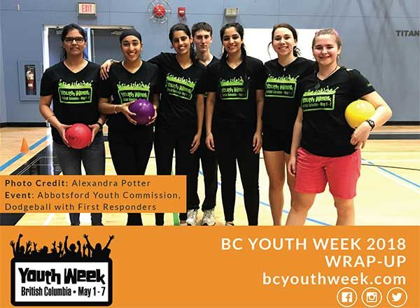 2018 BC Youth Week Wrap Up