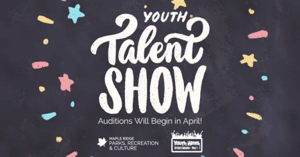 Maple Ridge Youth Talent Show