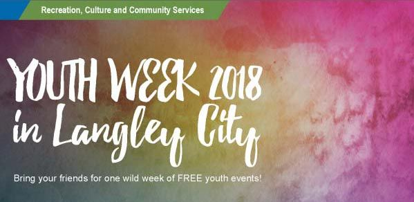 Langley Youth Week Events